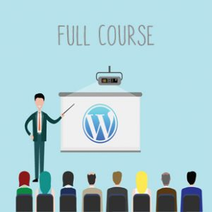دوره کامل آموزش طراحی سایت با وردپرس